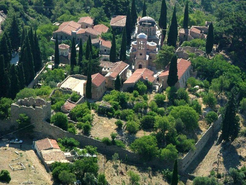 Крепость, Хиос