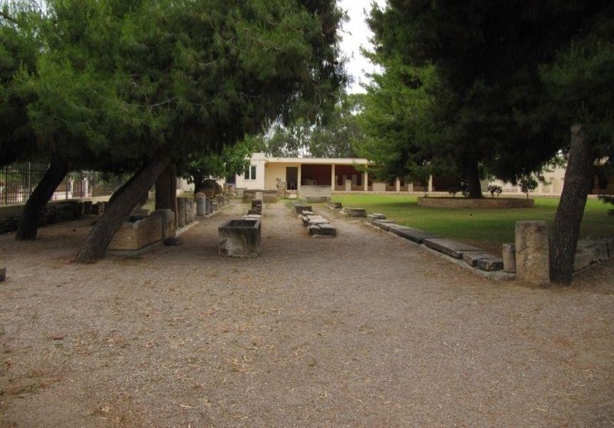 Археологический музей Эретрии