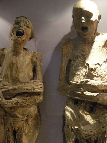 Музей мумий Гуанахуата