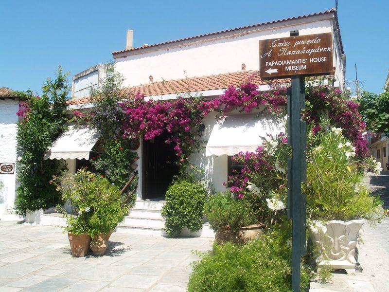 Дом-музей Пападьямандиса