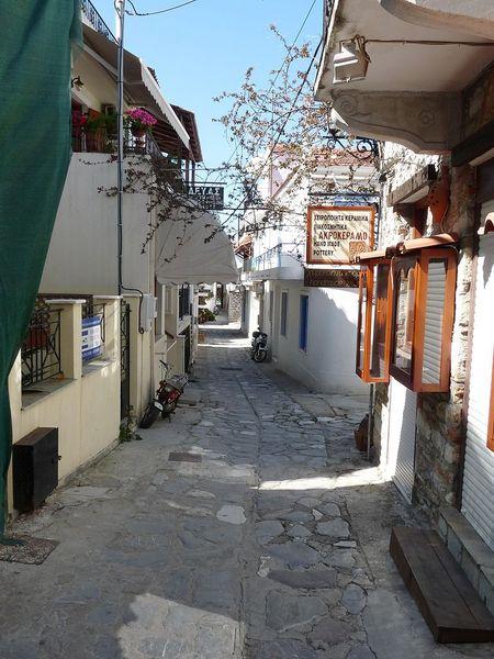 Город Скиатос