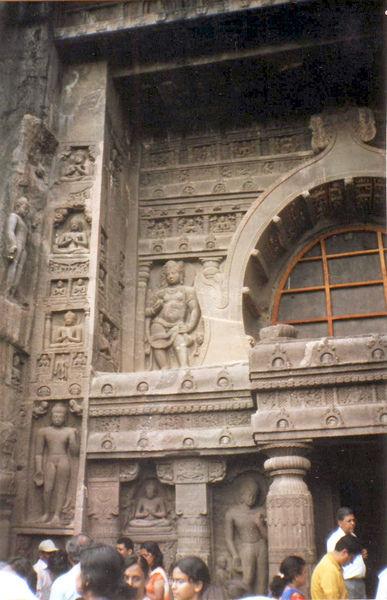 Аджанта, Индия
