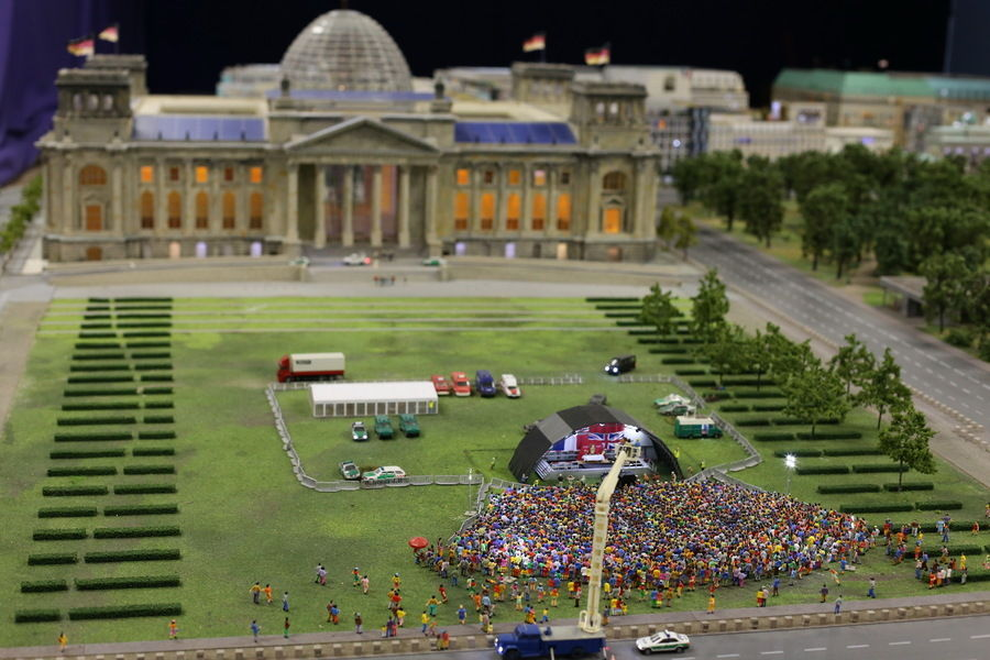 Берлин в миниатюре