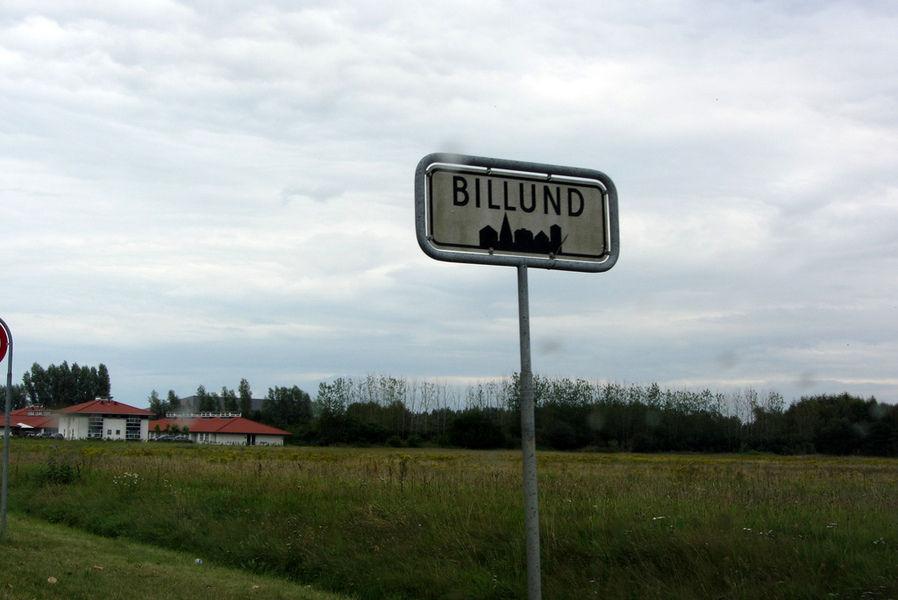 Леголэнд в Билунне