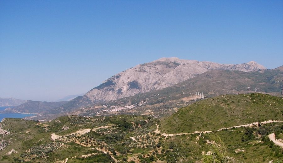 Гора Керкетефс