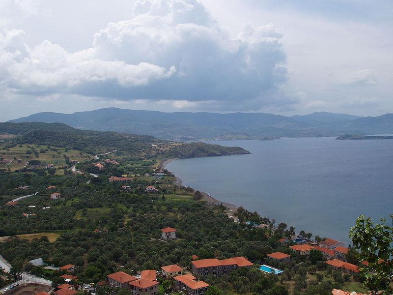 Остров Лесбос