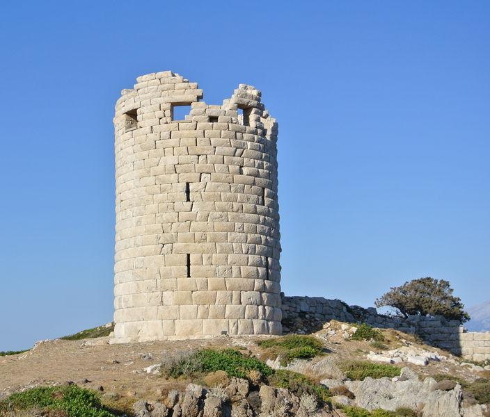 Башня Дракану