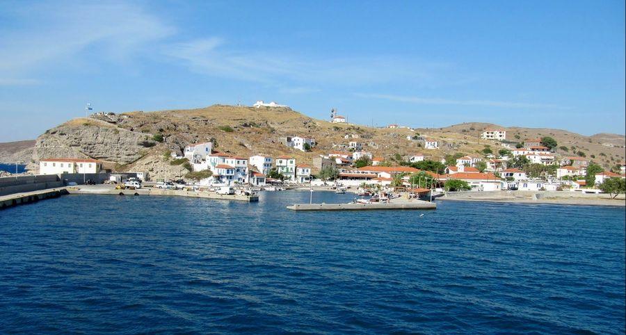 Остров Айос-Эфстратиос