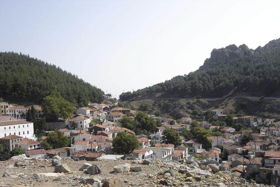 Остров Самотраки