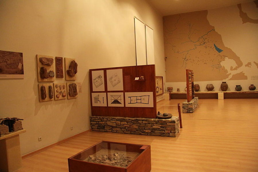 Археологический музей Атанессаки, Волос