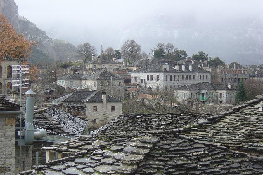 Деревня Цепелово