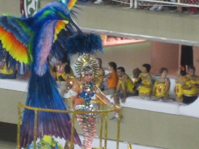 Карнавал в Рио, 2012