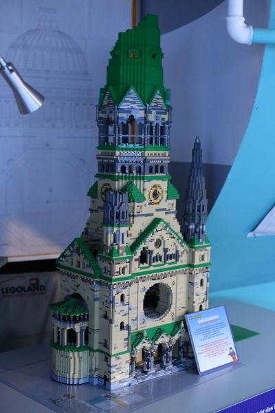Legoland в Берлине