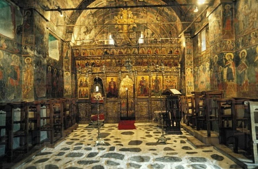 Монастырь Св. Николая