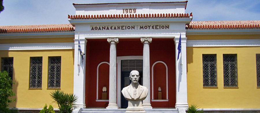 Музей Теофилоса, Анакасия