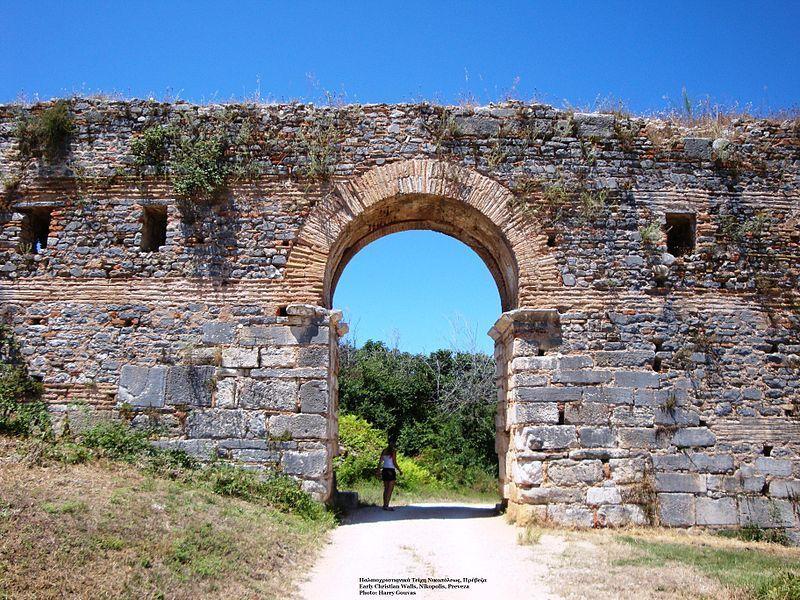 Древний Никополис