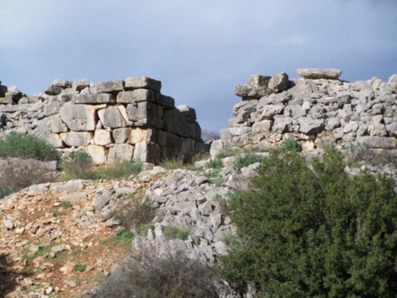 Руины города-крепости Гла