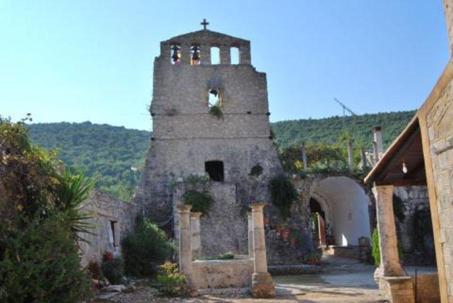 Богородицкий монастырь, Анафонитрияс