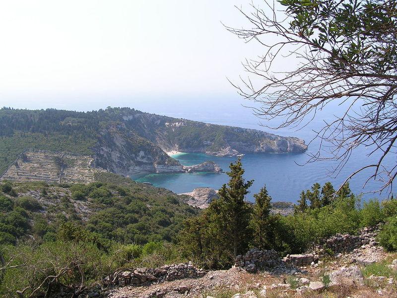 Остров Пакси