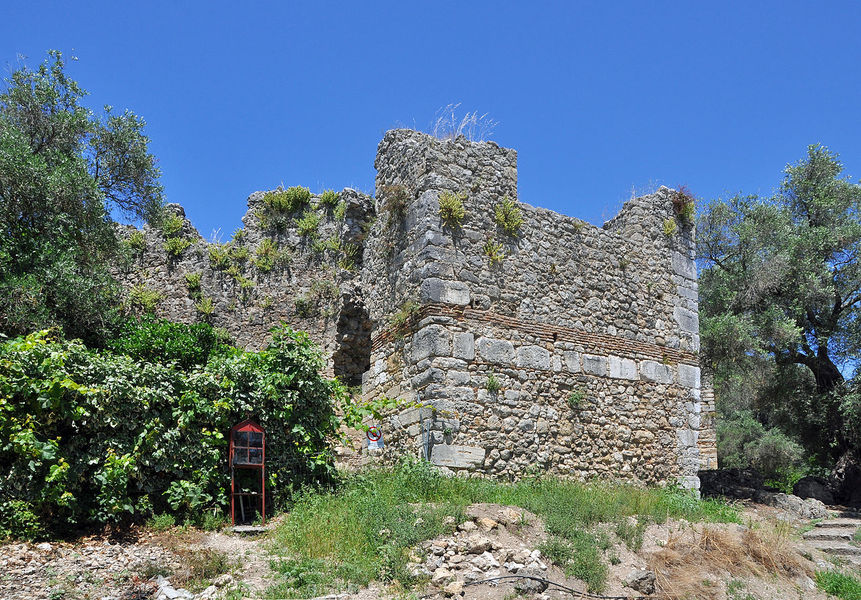 Замок Гардики