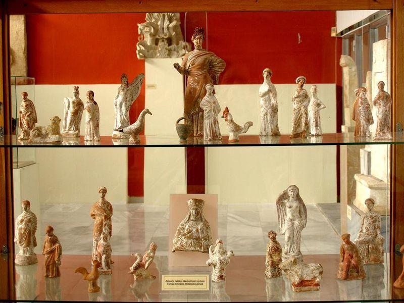 Археологический музей, Кавала