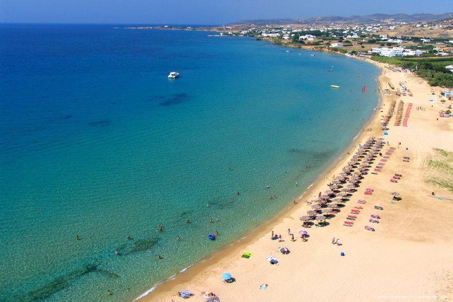 Пляж Хриси-Акти