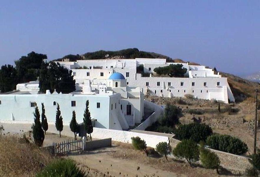 Монастырь Лонговардас