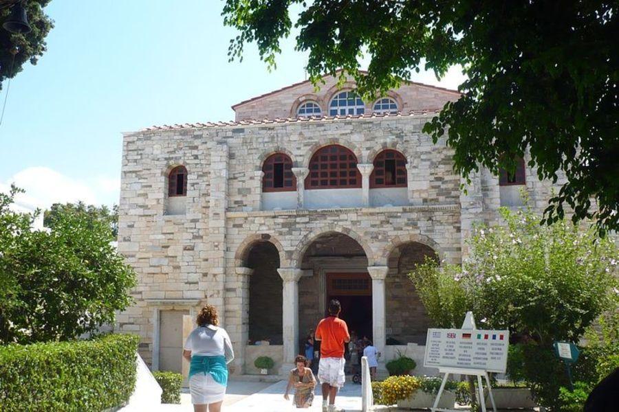 Храм Успения Богородицы, Парикия