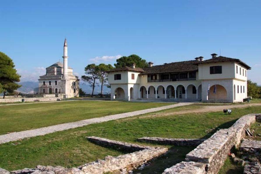 Византийский музей, Янина