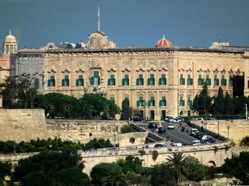 Резиденция премьер-министра Мальты