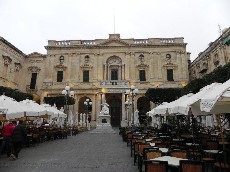 Мальтийская государственная библиотека