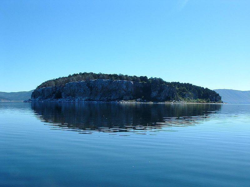 Озера Преспа