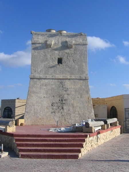 Курорт Аура-Буджибба