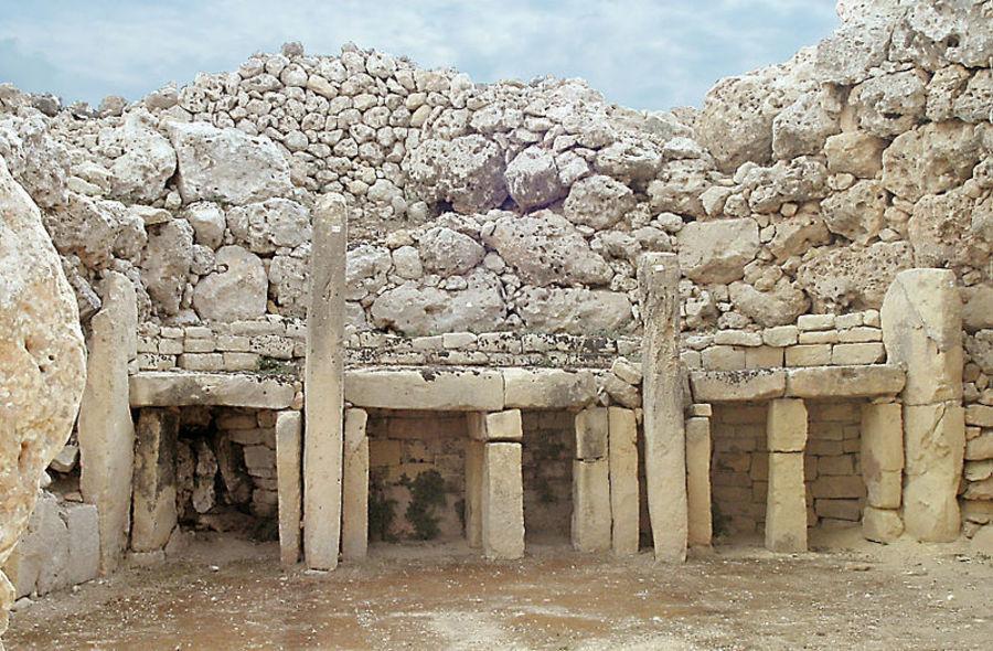 Мегалитический комплекс Джгантия