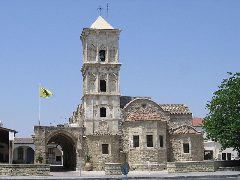 Церковь Айос-Лазарос