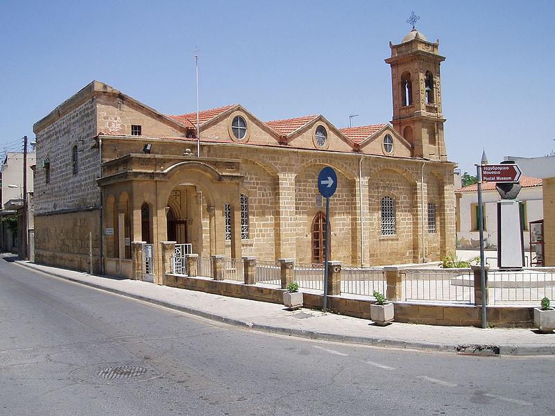 Собор Св. Иоанна Теолога
