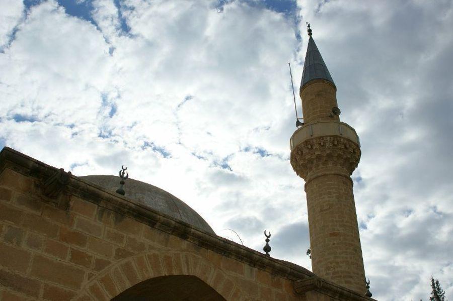 Мечеть Арабахмет (Арабахмет Ками)