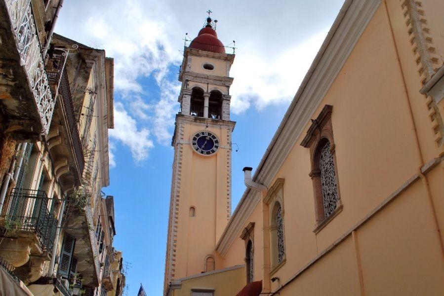 Церковь Св. Спиридона
