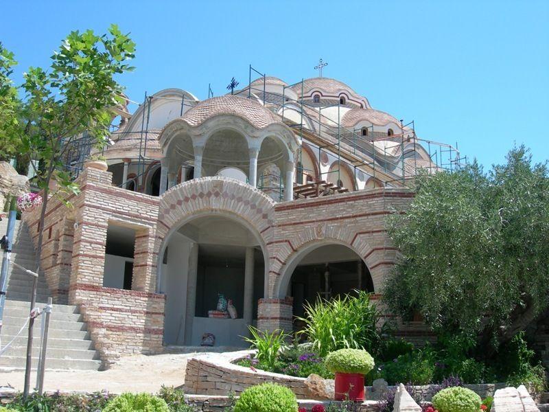 Монастырь Архангела Михаила