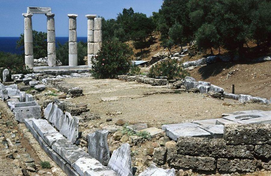 Святилище Великих богов на Самотраки