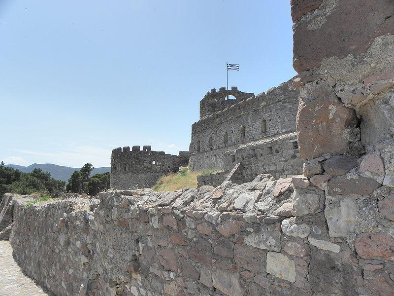 Замок Митилонис