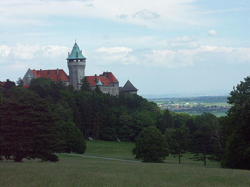 Замок Смоленице