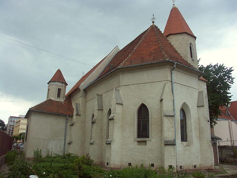 Церковь Св. Елены, Трнава
