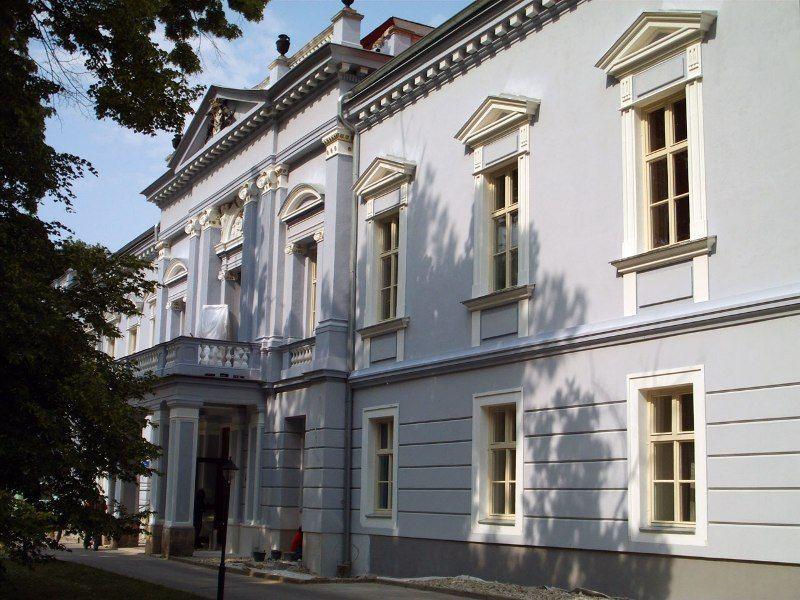 Дворец Моймировце