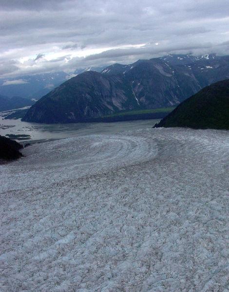 Ледовое поле Джуно
