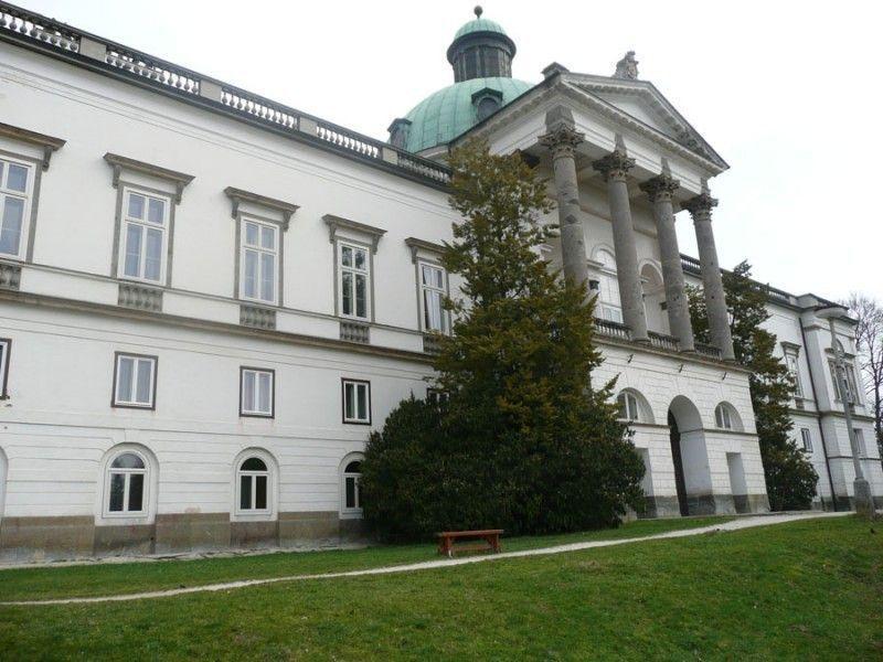 Топольчанский дворец