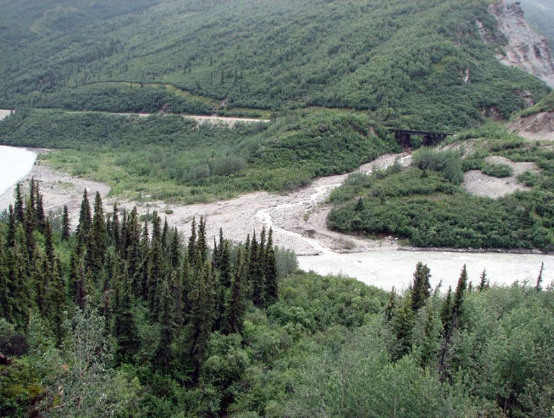 Река Ненана