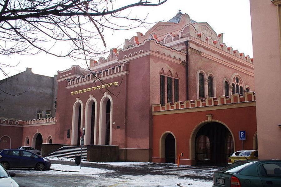 Бывшая синагога, Кошице