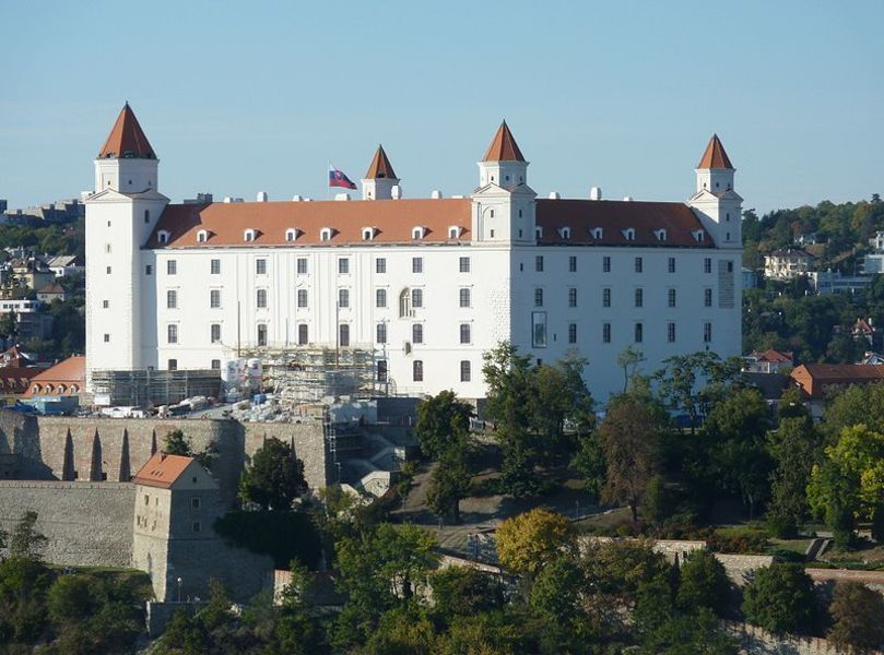 Братиславский замок, Братислава
