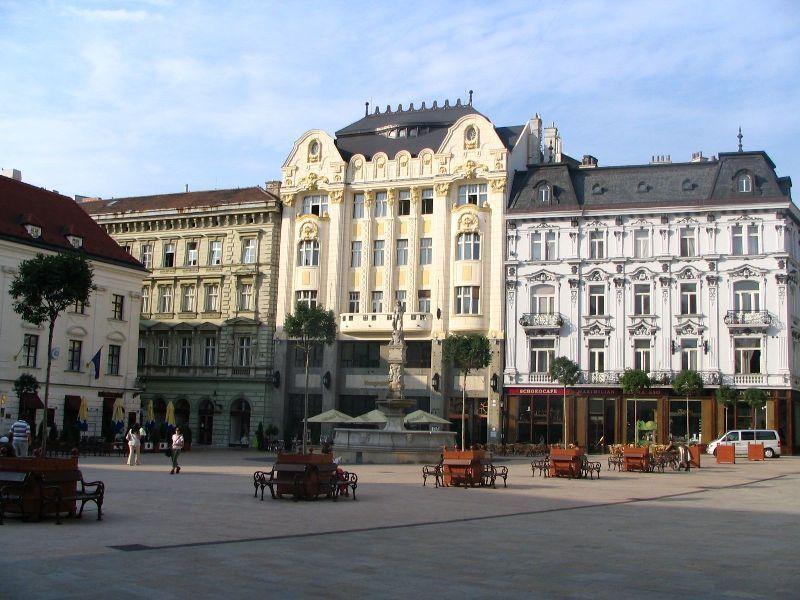 Дворец Мирбаха, Братислава